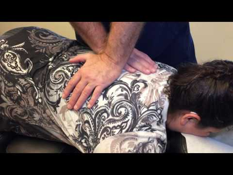 ASMR Chiropractic Adjustment For All You Crack Addicts Worldwide
