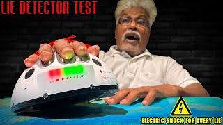 LIE DETECTOR TEST!   Vasama Sikkitom 😂😜