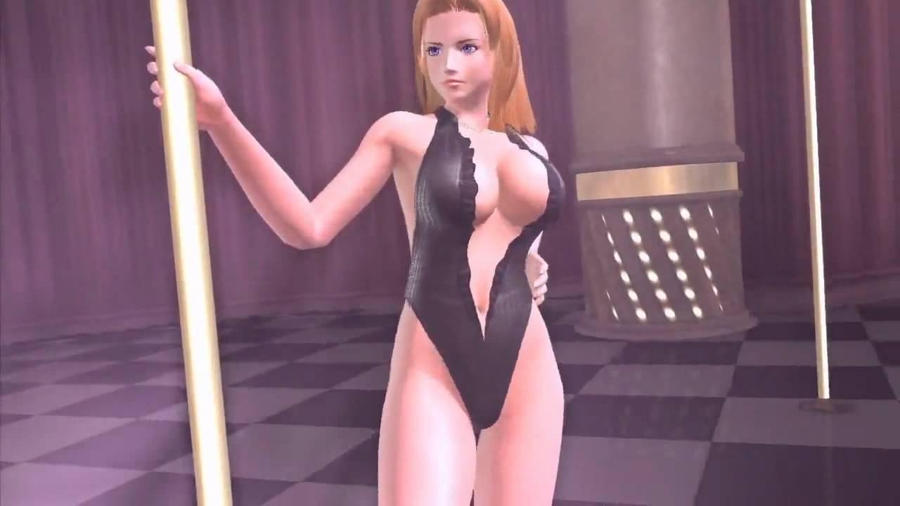 Doa Nude Pole Dance 44