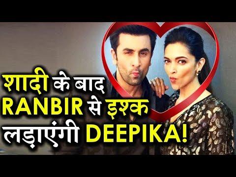 After Getting Married To Ranveer Singh, Deepika Padukone To Romance Ranbir Kapoor!