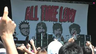 ALL TIME LOW - Dear Maria, Count Me In - Summer Sonic 2010 @ Osaka [HD]