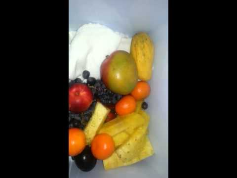 tobacco fruit fizzy fruit