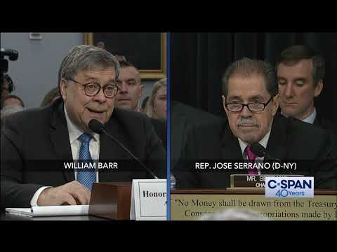 Attorney General William Barr on Mueller Report (C-SPAN)