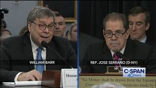"""Attorney General William Barr on Mueller report: """"Within a week, I will be in a position to release the report to the public."""" Watch full video here: ..."""