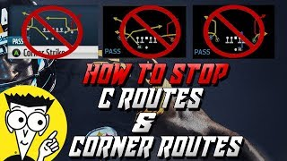 MADDEN 18 TIPS EP1 : HOW TO STOP C ROUTES AND CORNER ROUTES DEFENSE TIPS | MADDEN 18 TIPS AND TRICKS