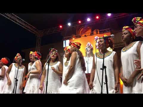 Rivers of Babylon (Ríos de Babilonia) - Free Voices Góspel Cartagena