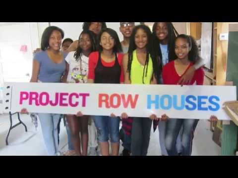 Higher Sails Summer Program, Project Row Houses