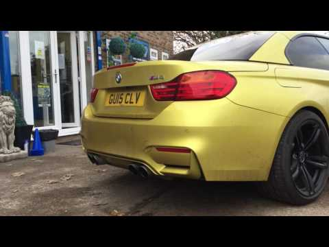 M4 Sound - available to hire at Raw Motors