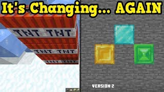 Minecraft - Every Block / Item Is Changing AGAIN