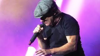 "AC/DC - HIGH VOLTAGE - Zeltweg 14.05.2015 (""Rock Or Bust""-Worldtour 2015)"