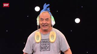 Rolf Schmid   Arosa Humorfestival 2018   SRF Comedy