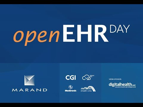 openEHR Day - November 22, 2017 - Introduction and keynote