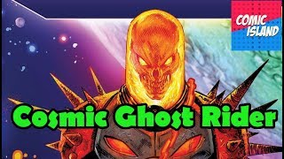 Understanding The Cosmic Ghost Rider