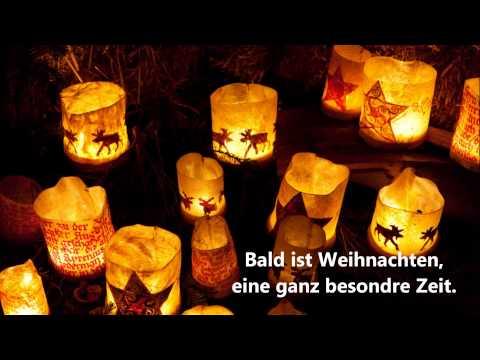 Bald ist Weihnachten YouTube Hörbuch Trailer auf Deutsch