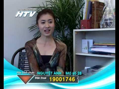 Phỏng vấn Nguyệt Ánh trong HTV Award 2010.flv