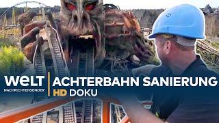 ACHTERBAHN-Sanierung - Colossos kehrt zurück | Doku