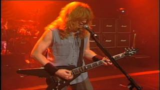 Megadeth - Reckoning Day - Live - Rude Awakening