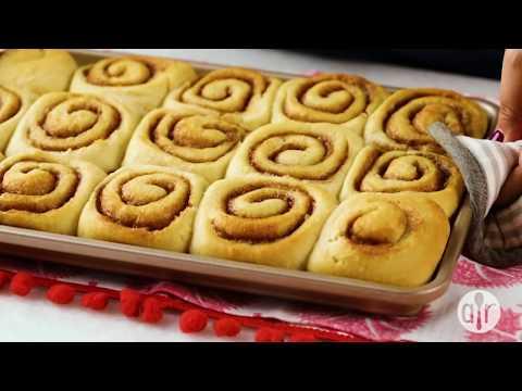 How to Make Buttermilk Cinnamon Rolls | Dessert Recipes | Allrecipes.com