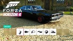 Forza Horizon 4 - In Depth Look at Customization Options