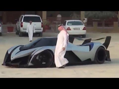 How Dubai Crown Prince Spends his billions