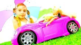 Кабриолет для куклы Барби - Волшебство и исполнение желаний