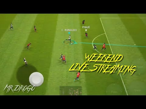 Let's Play! PES 20 Mobile Live #Drogo