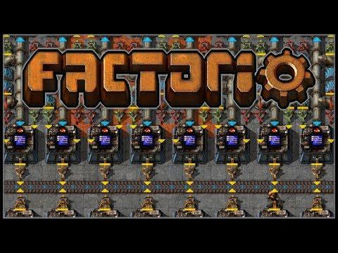 Factorio Recursion #10 - Uranium Mining (0.15 | Factorissimo Mod)