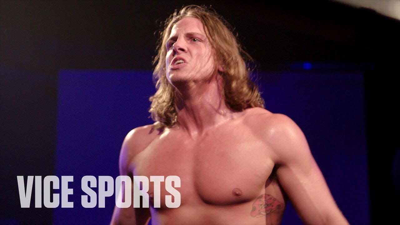Meet Matt Riddle, Indie Wrestling's 'King of Bros'
