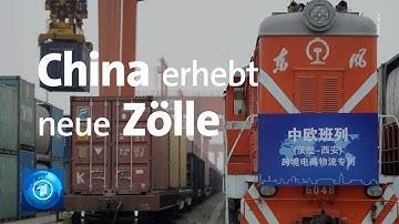 China setzt weitere Sonderzölle gegen die USA in Kraft