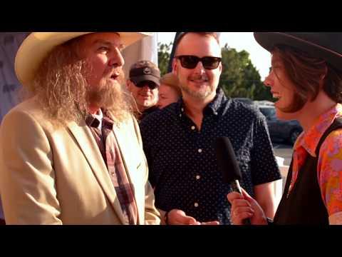 Artimus Pyle & Stephen Kijak at the Nashville Film Festival 2018