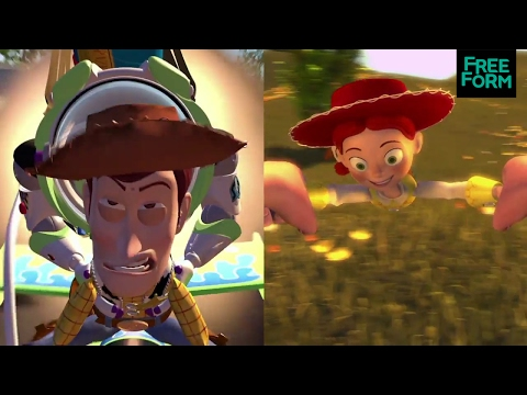 Countdown to 25 Days of Christmas, Disney•Pixar Toy Story  Freeform