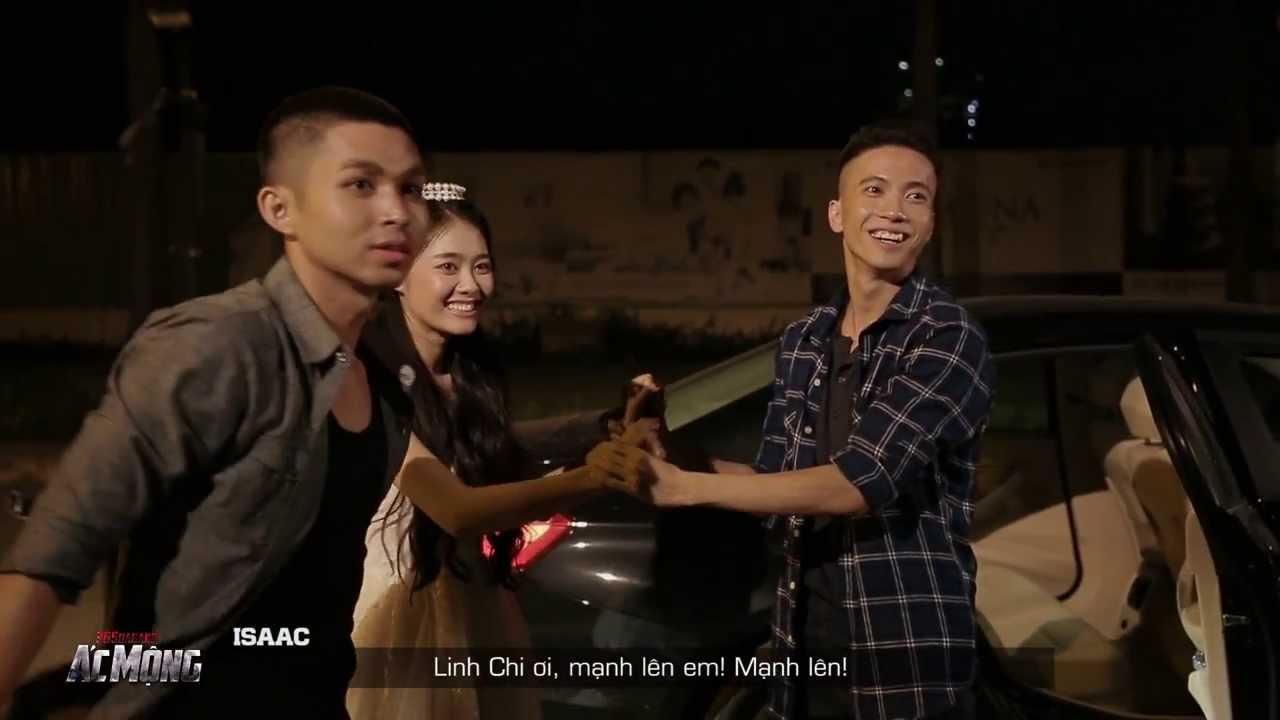 Making MV Ác Mộng- #4 365 Bắt cóc Linh Chi - 365daband [OfficialHD] -  YouTube
