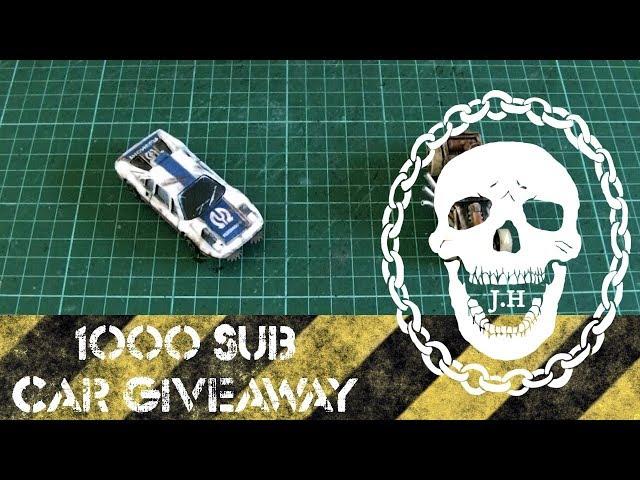 1000 Subs Car Giveaway!