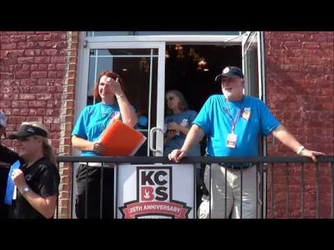Winners from the 2012 Sooie't Relief BBQ