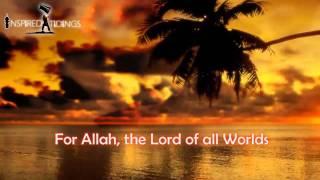Ahzaan Qalbi nasheed so beautiful nasheed