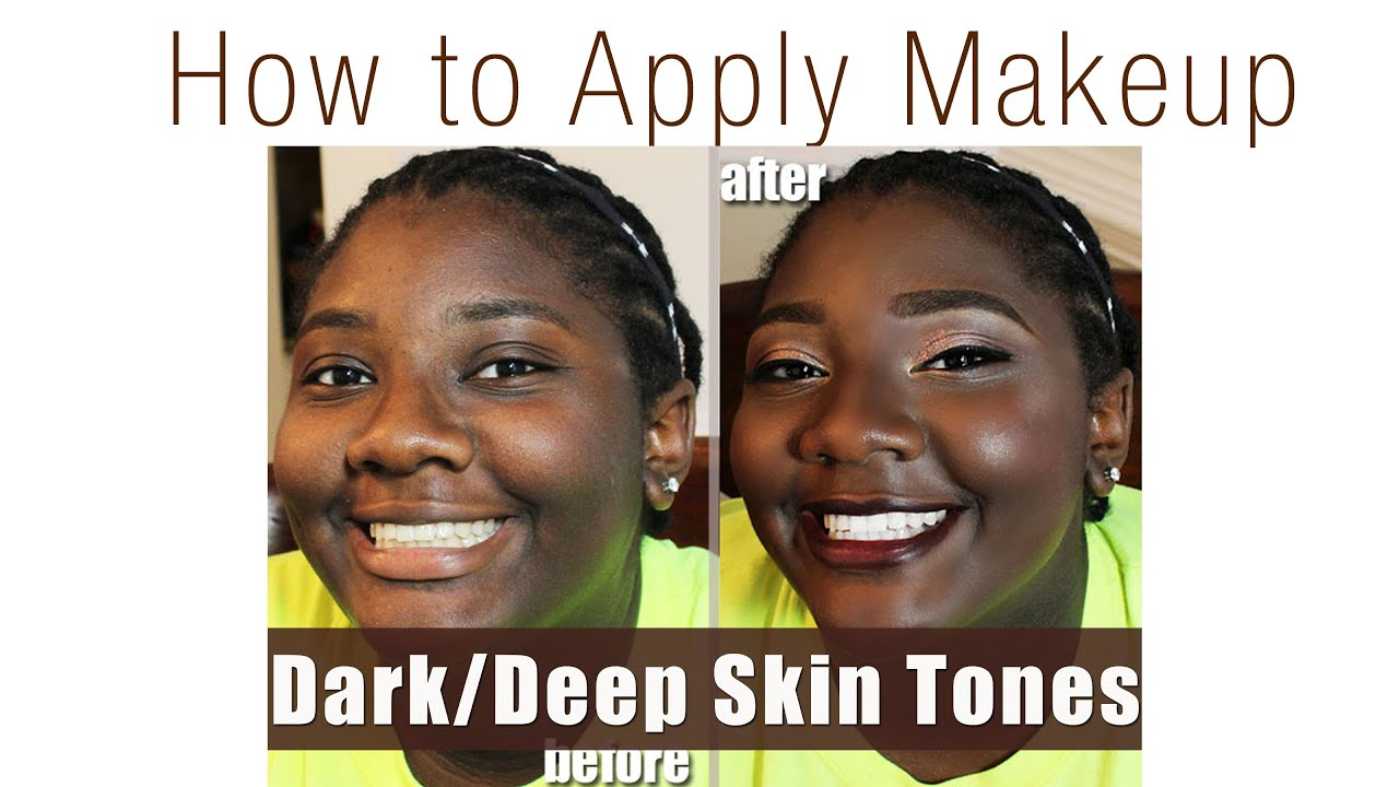 Deep Skin Tones