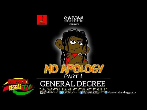 General Degree - A You Mi Come Fah ▶Gafjam Records ▶Dancehall 2016