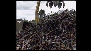 Thousands of Australian Guns are Destroyed (1997)