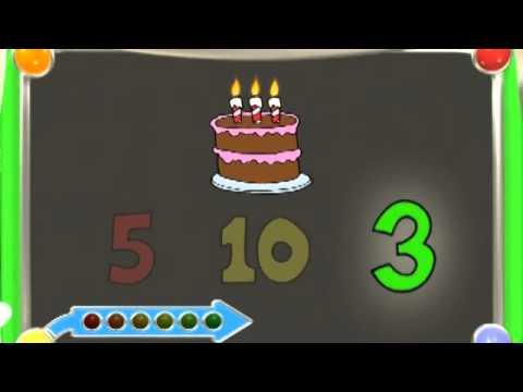 Riberts Birthday Candle Countdown