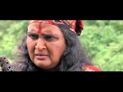 Vadivukarasi Knows The Power Of Ayyappa Swamy - Guruswamy Tamil Movie Scene