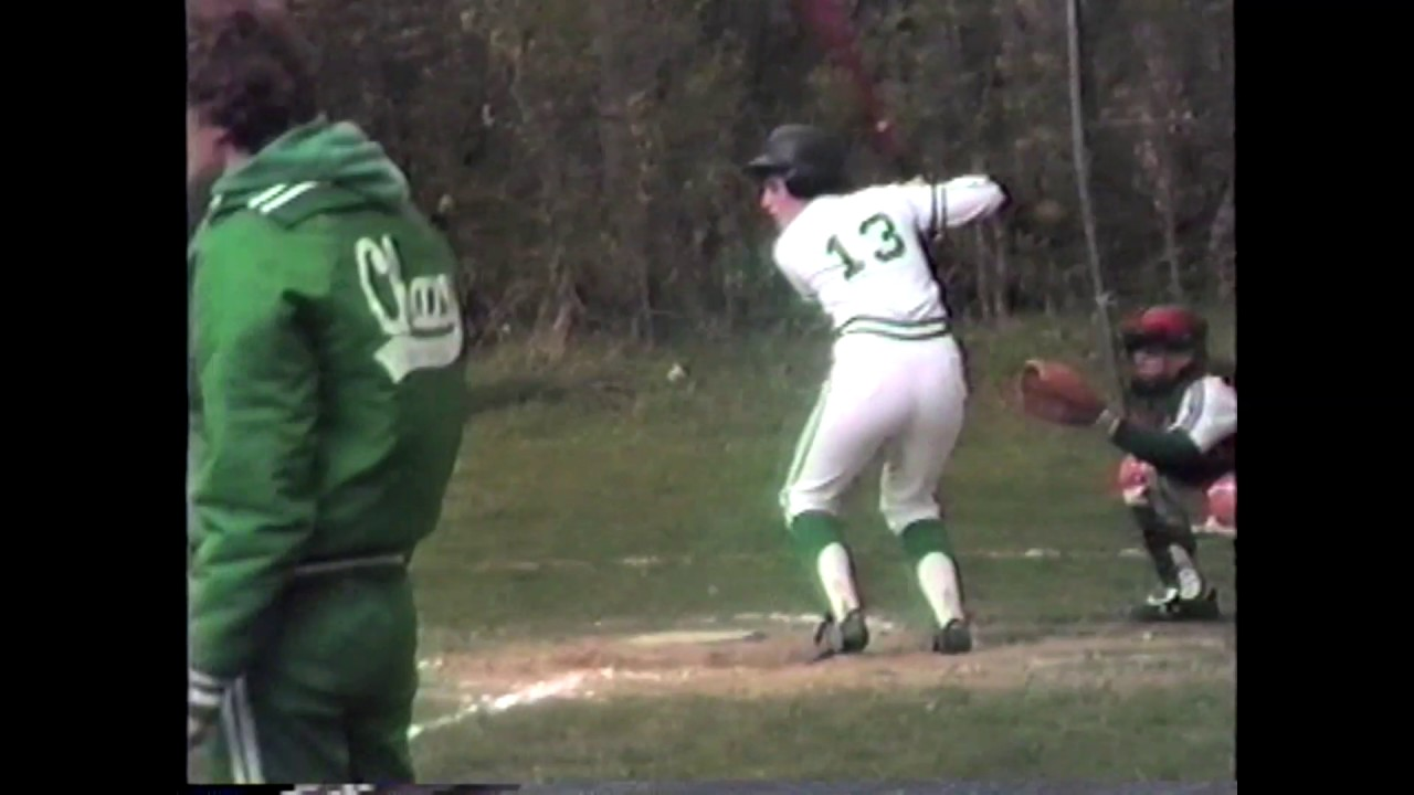 Chazy - Schroon Lake Softballl   5-1-87