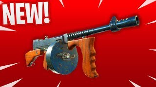 "NEW! ""DRUM GUN"" GAMEPLAY in Fortnite! How to Get New Drum Gun (Fortnite Gun Update)"