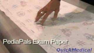 Pedia Pals Pediatric Exam Table Paper