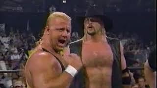 GOLDBERG vs. CURT HENNIG 26/07/1999 WCW MONDAY NITRO
