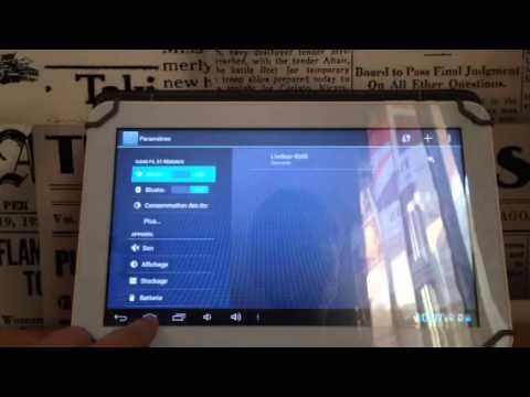 test pr sentation tablette polaroid pearl 10 1. Black Bedroom Furniture Sets. Home Design Ideas