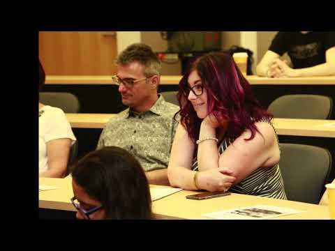 "ReelHeART International Film and Screenplay Festival 2017 - July6 - Live Script Read ""Jagged Edge """