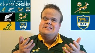 South Africa vs Argentina Review | Rugby Championship 2018 Round 1