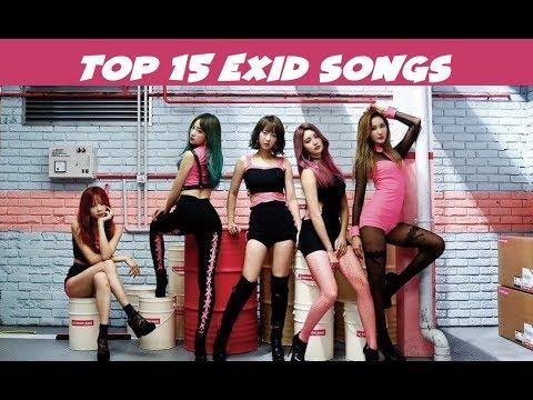 Top 15 EXID Songs