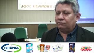 Jorge Brito ressalta pontos que foram discutidos na Sessão Legislativa