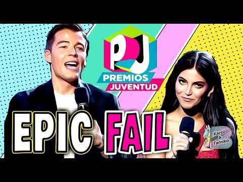El Fracaso de Univision con Premios Juventud tiene nombre